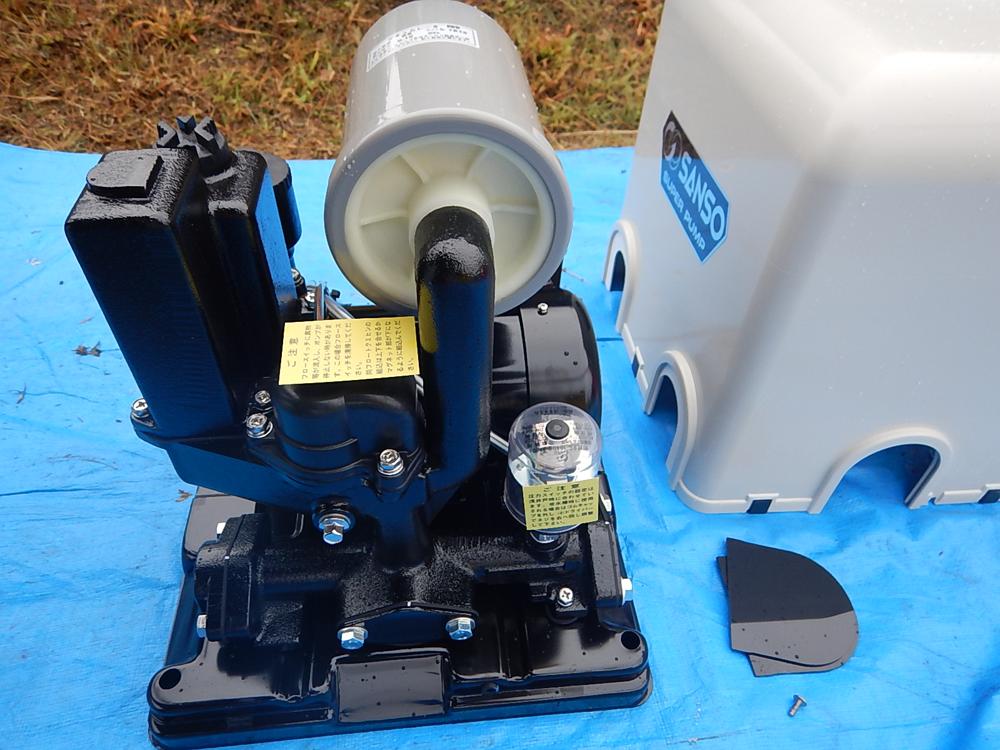 三相電機 給水ポンプ PAZ-2533AR